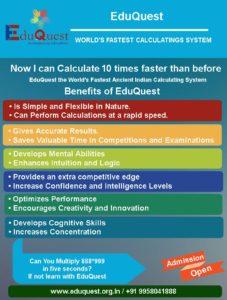 Eduquest-Maths