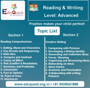 Reading-Writing-Advanced