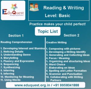 Reading-Writing-Basic