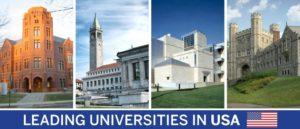 Leading Universities in USA